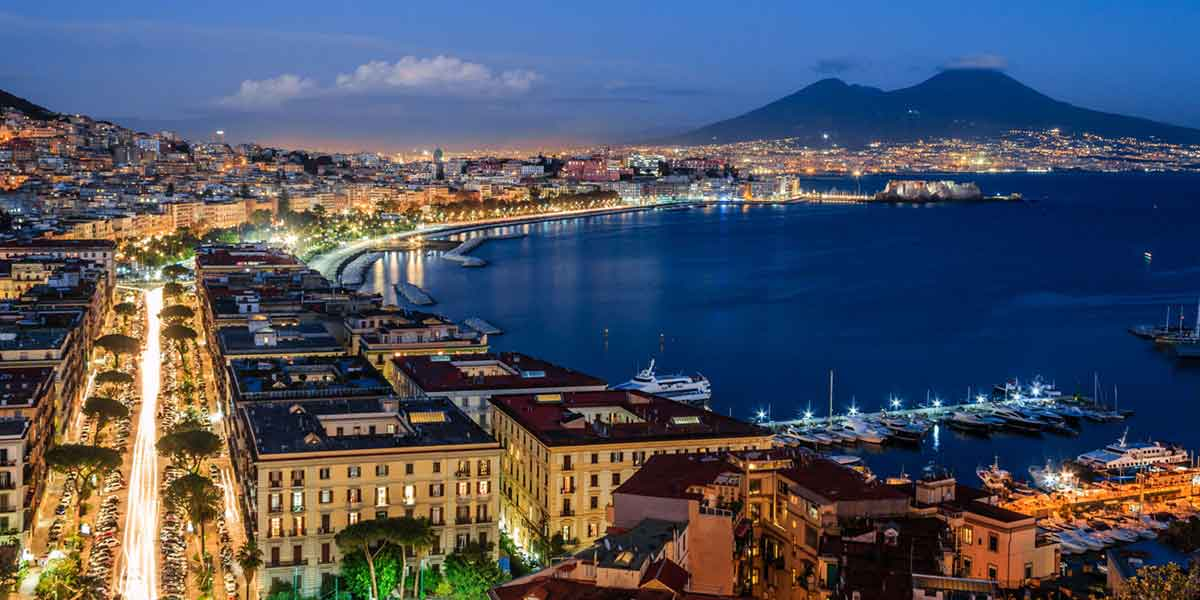 Viaggio Orvieto, Castellammare, Napoli e Caserta