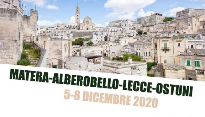 Viaggio in pullman Gran Turismo a Matera