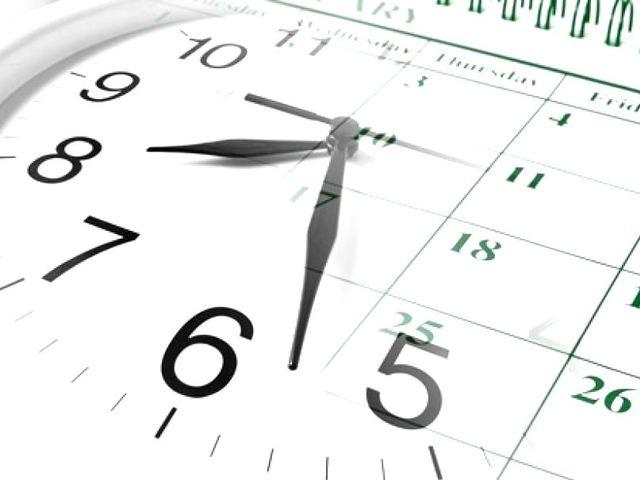 Mercoledì 15 gennaio 2019: variazione orario