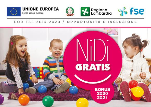 Nidi Gratis – Bonus 2020/2021