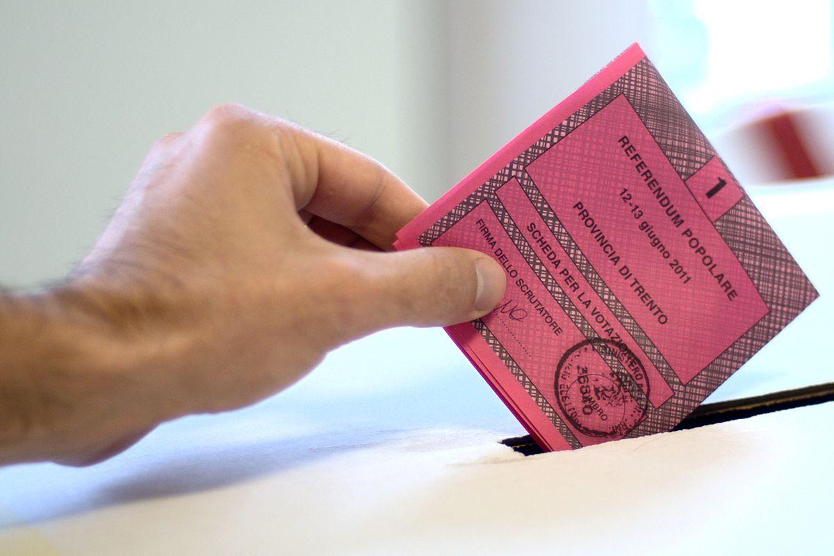Aperture straordinarie UFFICIO ELETTORALE -Referendum