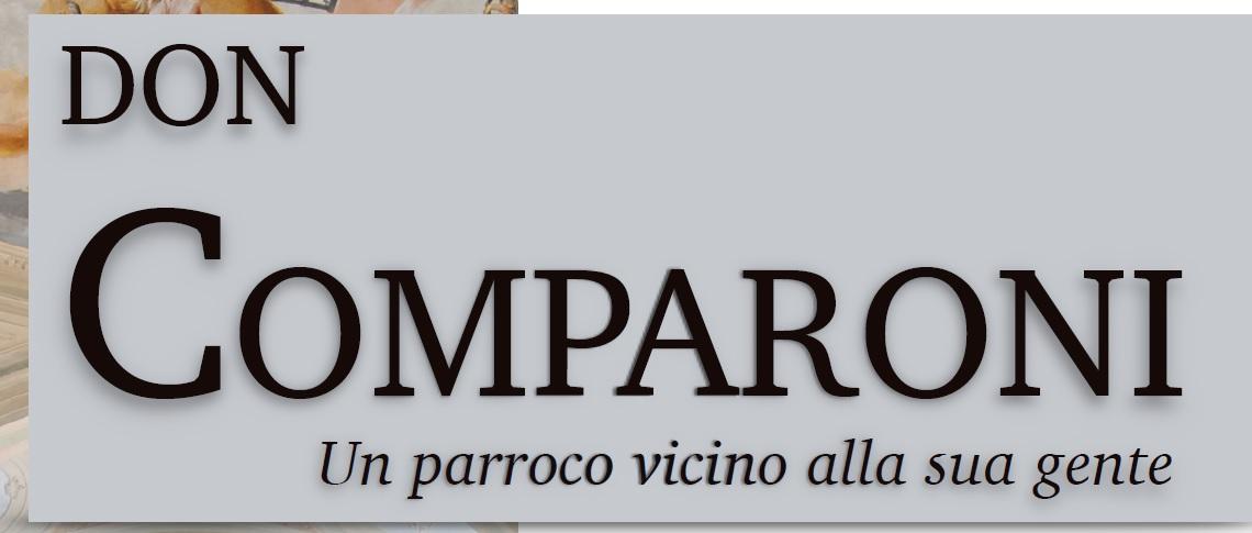 Elogio funebre di Don Comparoni - 22 febbraio 2020
