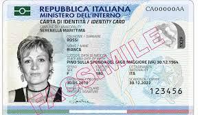 Rinnovo carte Identità